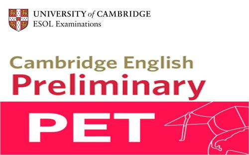 Cambridge English: Preliminary (PET)