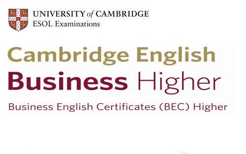Cambridge English: Business Higher