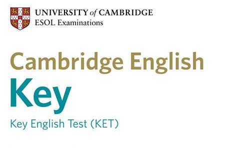 Cambridge English Test (KET)