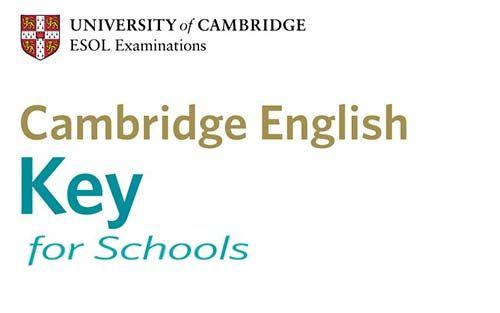 Key English Test For Schools