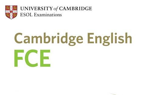 Cambridge English: First (FCE)
