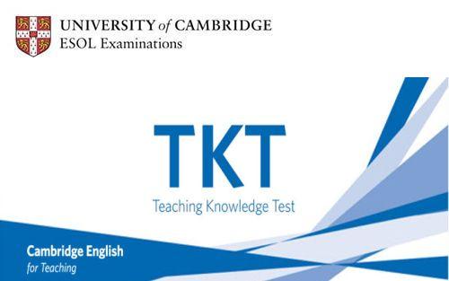 TKT (Teaching Knowledge Test)