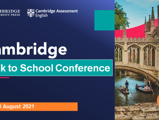 Thumbnail for the post titled: Cambridge Back to School Conference